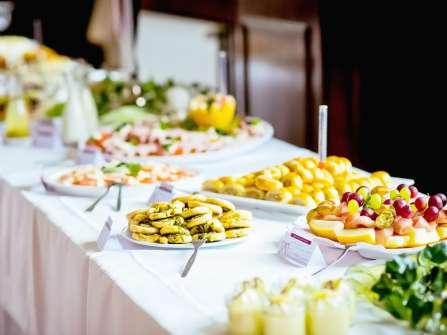 Tổ chức tiệc cưới buffet: Xu hướng đãi tiệc năm 2017 - 2018