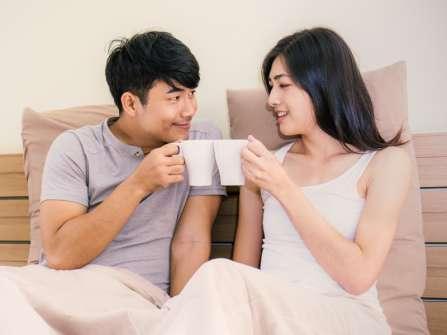 Chuyện tình dục sẽ cuồng nhiệt nhất vào lúc nào?