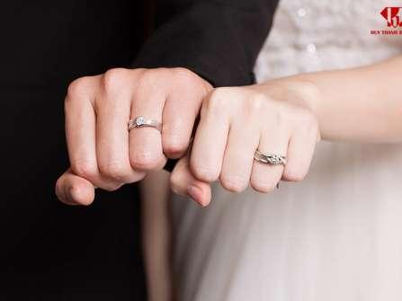 Nhẫn cưới kim cương - cho ngày chung đôi vẹn toàn