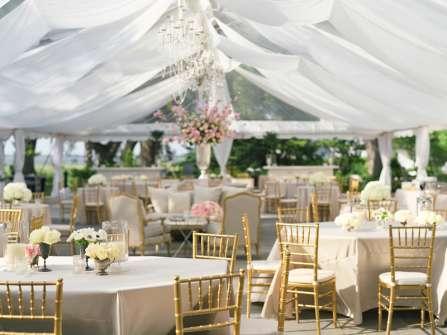 4 bước trang trí tiệc cưới quan trọng mà cô dâu dễ bỏ sót