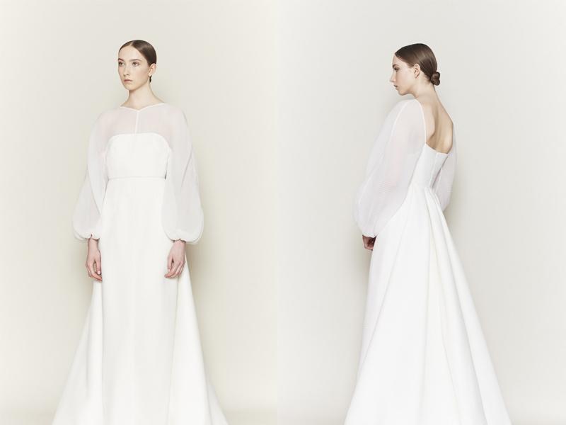váy cưới sang trọng từ emilia
