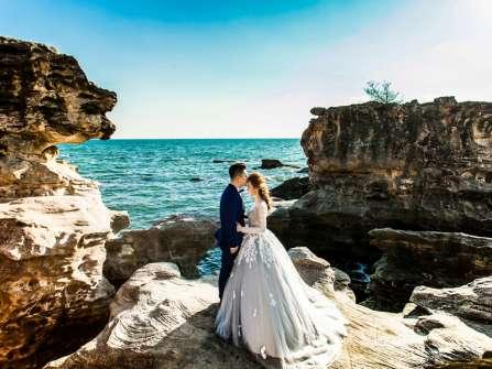 Thực hiện bộ ảnh cưới đẹp – độc – lạ tại Lê Dương Studio