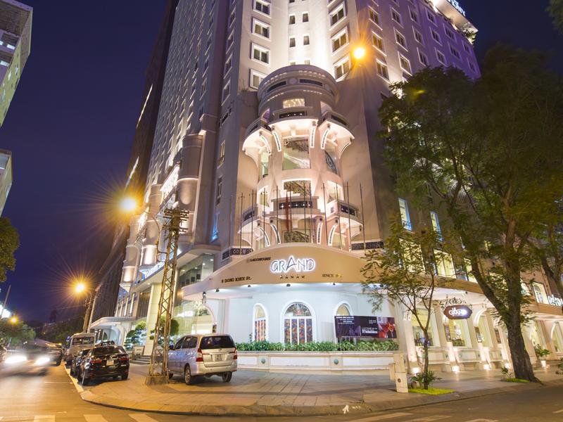 3 điểm nổi bật tạo nên tiệc cưới hoàn hảo tại Grand Hotel Saigon