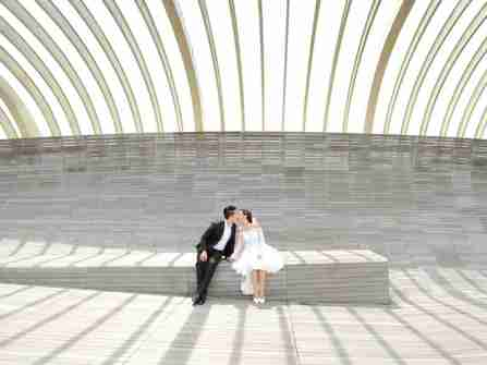 Lưu lại những khoảnh khắc cưới khó quên cùng Omni Bridal