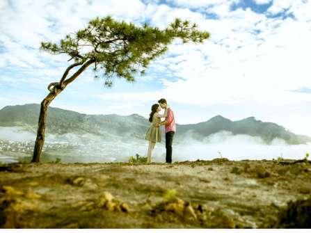 Top 5 địa điểm cầu hôn được yêu thích nhất tại Việt Nam