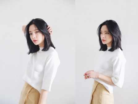 6 kiểu tóc cực xinh dành cho cô dâu tóc ngang vai