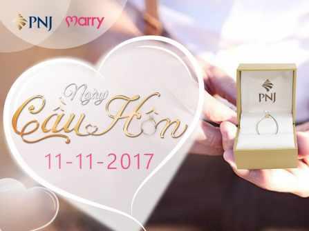 Bạn có biết tại sao ngày 11 tháng 11 gắn liền với việc cầu hôn?