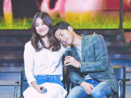 Đám cưới Song Joong Ki và Song Hye Kyo: Cái kết đẹp cho một chuyện tình