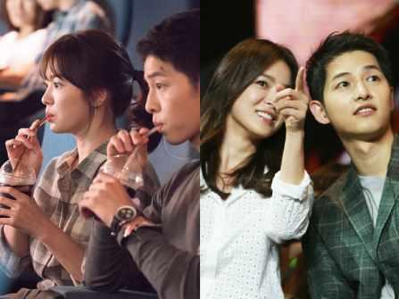 Thử xem tử vi cho Song Joong Ki và Song Hye Kyo: