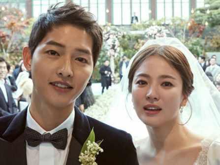 """Thông tin không thể """"hot"""" hơn về đám cưới Song Joong Ki và Song Hye Kyo"""