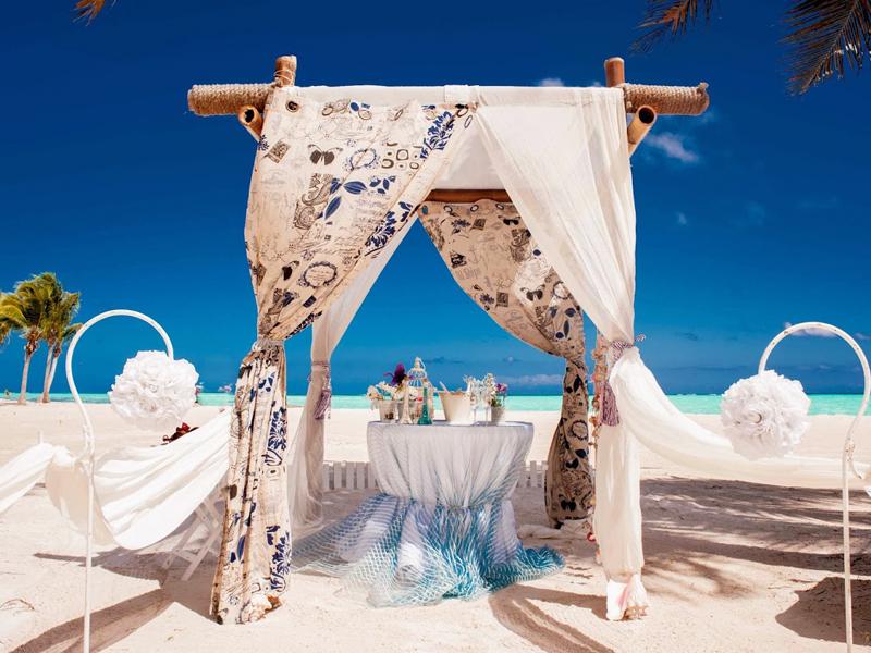 Cổng hoa đám cưới đẹp ft