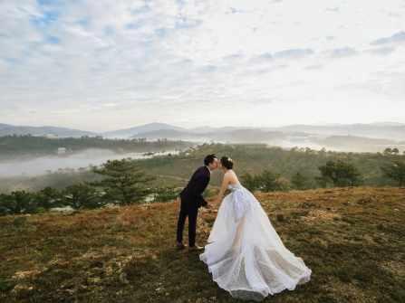 Trọn gói Album ảnh cưới Đà Lạt 2018