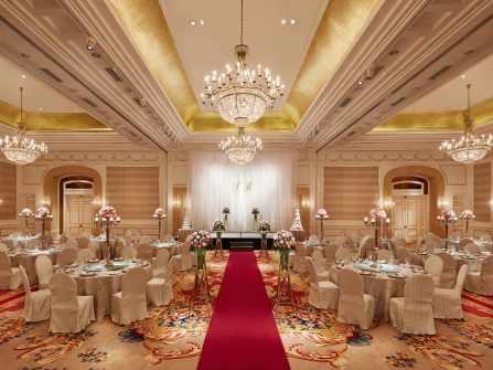 """Park Hyatt Saigon: Tiệc cưới trong mơ - """"rinh"""" quà bất ngờ!"""