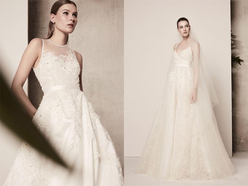 Váy cưới đẹp Elie Saab