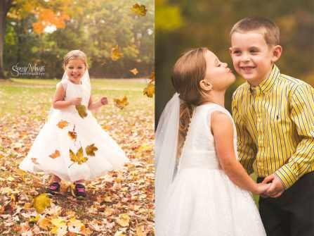Bộ ảnh cưới động lòng người của cô dâu bé xinh mắc bệnh tim