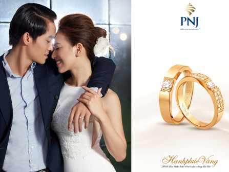 Trang sức cưới Hạnh Phúc Vàng – Kỷ vật cho ngày vui trọn vẹn