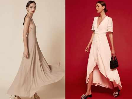 20 mẫu đầm đẹp đi đám cưới có thể dùng cho nhiều dịp khác