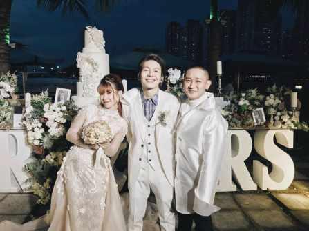 """Đám cưới Khởi My và Kelvin Khánh gây """"sốt"""" vì quá bất ngờ"""