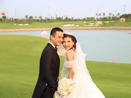 Tổ chức tiệc cưới sang trọng và thanh lịch tại Long Biên Palace