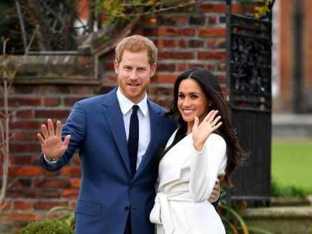 Bí mật về chiếc nhẫn cầu hôn của Hoàng tử Anh Harry