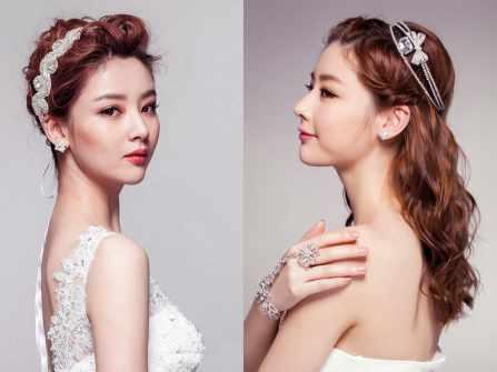 Những kiểu tết tóc cô dâu được yêu thích nhất 2019