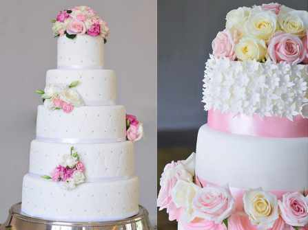 Những mẫu bánh cưới đẹp khiến bạn ngắm hoài không chán