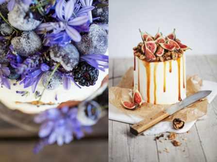 4 mẫu bánh kem đám cưới được chọn nhiều nhất 2018