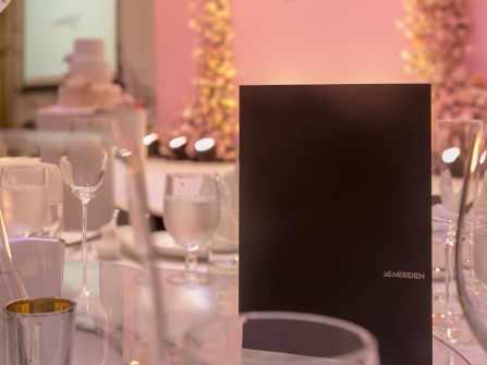 Hình ảnh phòng tiệc cưới