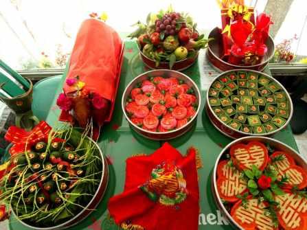 Lễ lại mặt – Phong tục cưới truyền thống của người Việt Nam
