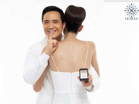 Kim Lý gợi ý bí quyết lên kế hoạch cầu hôn để chàng tự tin, nàng ưng ý