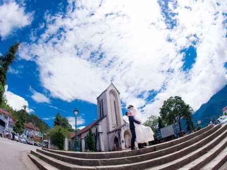 Top 5 địa điểm cho các cặp đôi chụp ảnh cưới ở Sapa