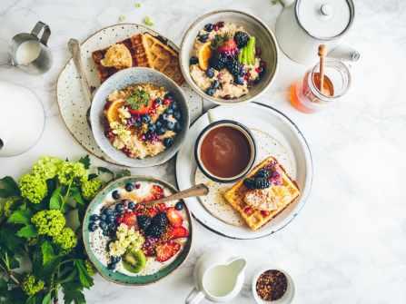 """5 thực phẩm giàu chất béo """"thân thiện"""" cho cô dâu muốn giảm cân"""