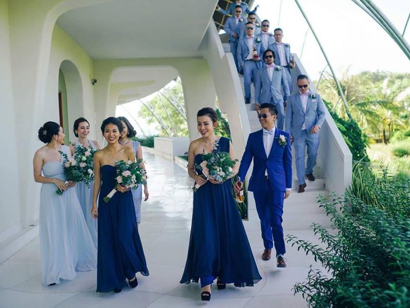 Trang trí đám cưới 6