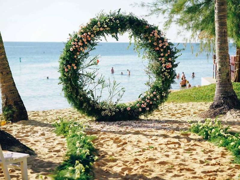 Trang trí đám cưới 2