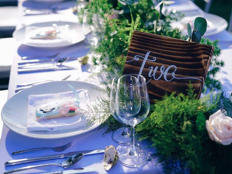 Trang trí đám cưới 10