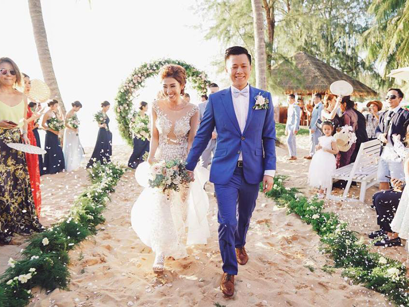 Trang trí đám cưới ft