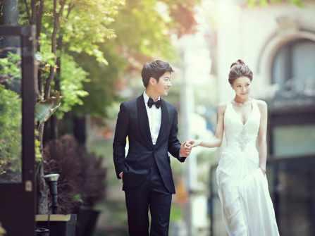 7 mẫu váy cho người gầy để cô dâu