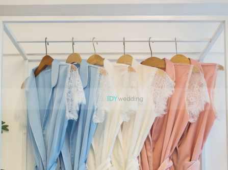 Áo choàng cô dâu