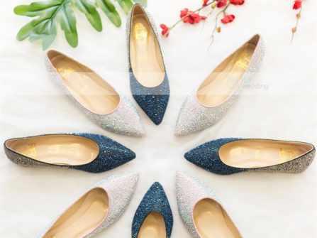 Giày búp bê MS412