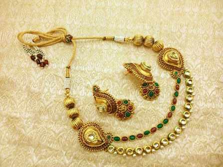 Lóa mắt với các bộ trang sức cưới vàng 18K cho đám cưới đầu Xuân