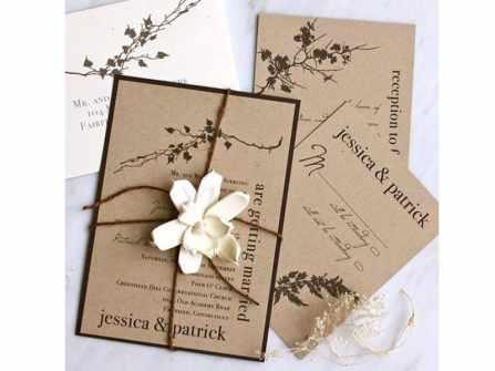 Thiệp cưới Miss