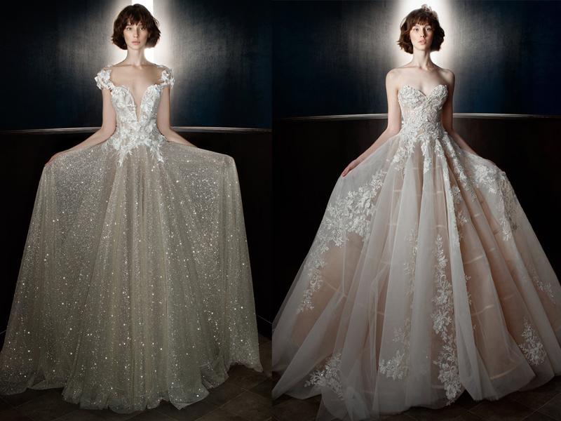Váy công chúa Galia Lahav