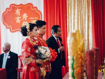 Tổng hợp những điều kiêng kỵ trong đám cưới xưa và nay