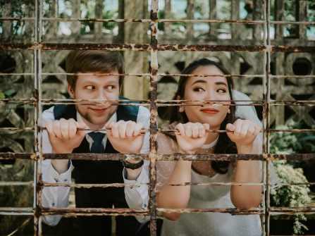Bộ ảnh cưới của cặp đôi Phần Lan tại SG siêu dễ thương !