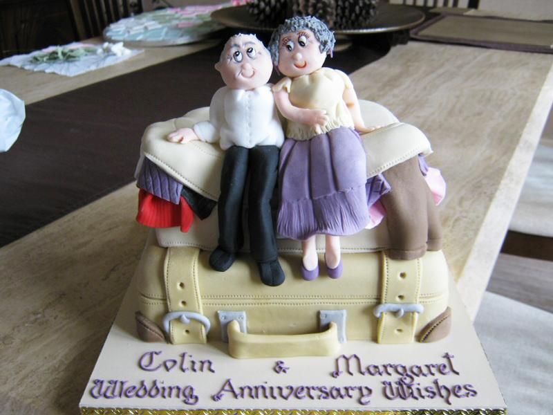 bánh kỷ niệm ngày cưới 5