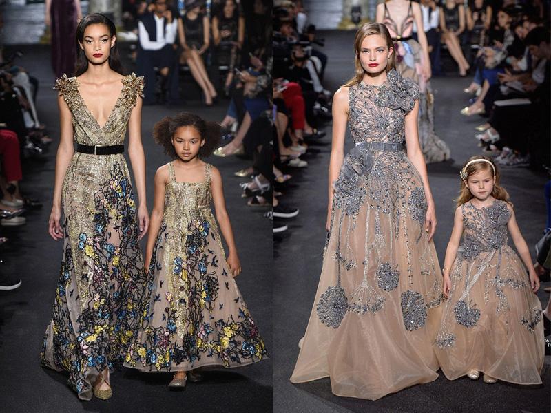 Váy phù dâu cho bé gái 5