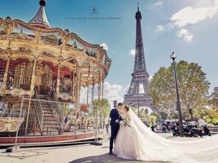 Chụp ảnh cưới nước ngoài – xu hướng các cặp đôi không thể bỏ qua