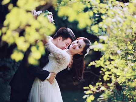Gợi ý 15 địa điểm chụp ảnh cưới đẹp miễn phí ở Hà Nội