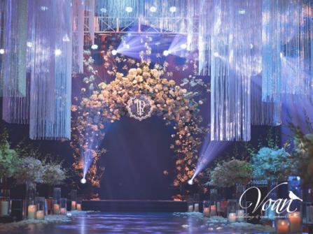 Dịch vụ trang trí tiệc cưới hàng đầu tại Việt Nam – Voan Wedding