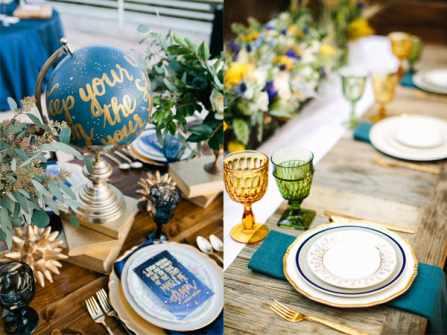 Cách lên ý tưởng cưới cho đám cưới phong cách chiêm tinh mới lạ